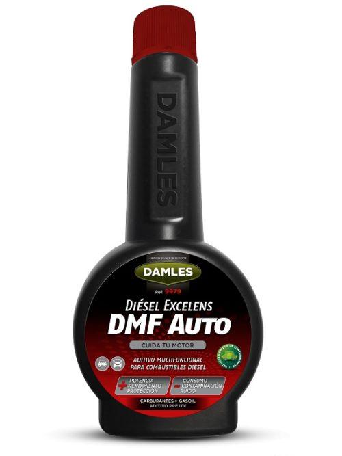 DMF aditivo multifuncional diesel