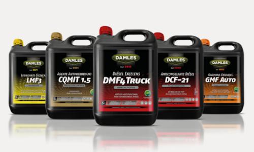 LMF 3 Truck aditivo para lubricante